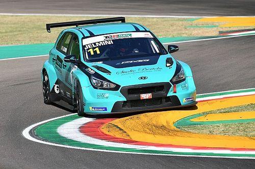 TCR Italy: assolo di Jelmini con la Hyundai in Gara 1 ad Imola