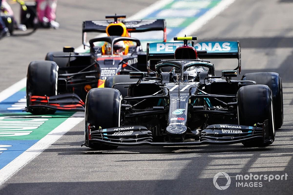 Verstappen no se ve ni luchando por el segundo puesto del mundial