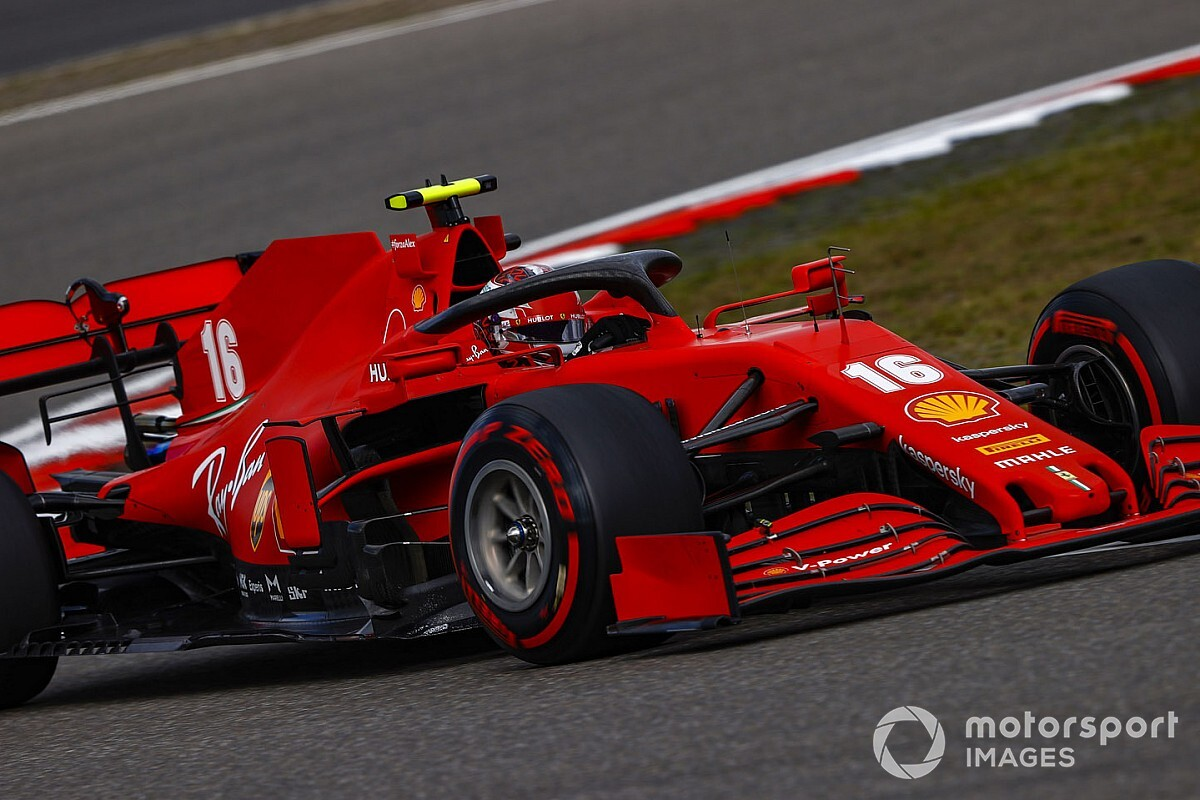 "Ferrari will use tokens to ""redo the rear of the car"" for 2021"