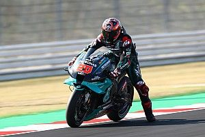 Misano MotoGP: Birinci antrenmanda Quartararo lider, Petronas SRT 1-2