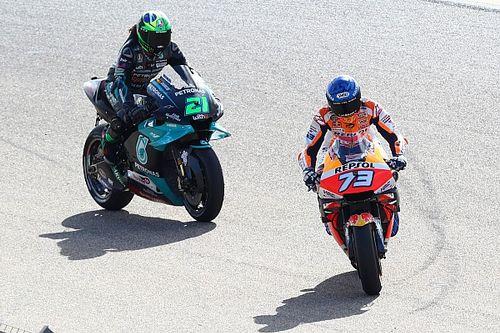 Marquez: a Yamaha csalt, és a pilóták tudtak erről