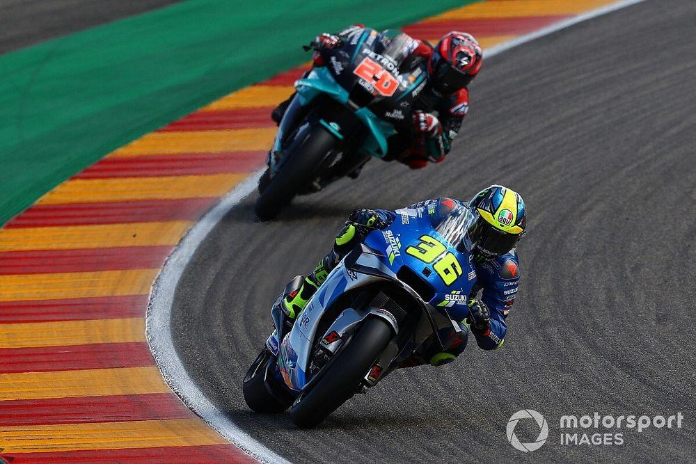 Les dix moments décisifs pour le titre MotoGP 2020
