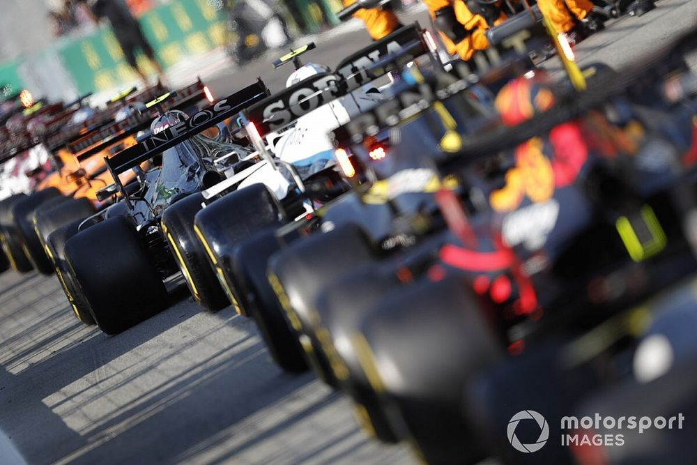 F1, takımları stok yapmamaları konusunda uyardı