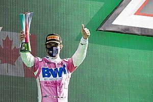 Stroll molesto por perder su oportunidad de ganar en Italia