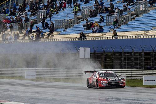 Duval apologises to Audi DTM team after radio outburst