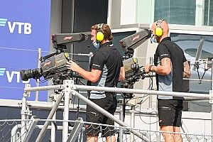 F1 planning first HDR TV broadcast tests in 2021
