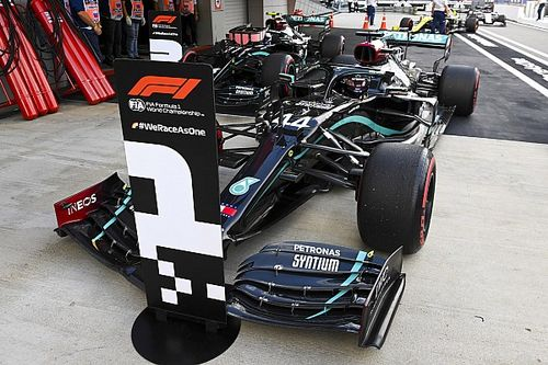 F1-Qualifying Sotschi 2020: Lewis Hamilton zittert sich zur 96. Pole!