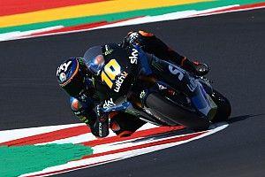 Moto2, Misano: Marini trionfa nella tripletta italiana