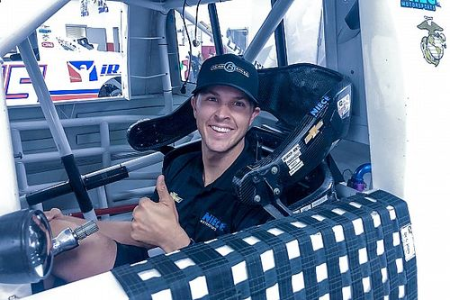 Trevor Bayne to make NASCAR return in Darlington Truck race