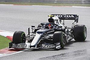 Gasly lidera la FP3 en Turquía delante de Verstappen y Pérez
