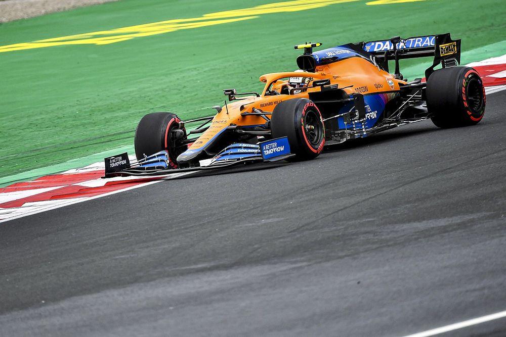 """Norris: a McLaren isztambuli nehézségei """"nem jöttek meglepetésként"""""""