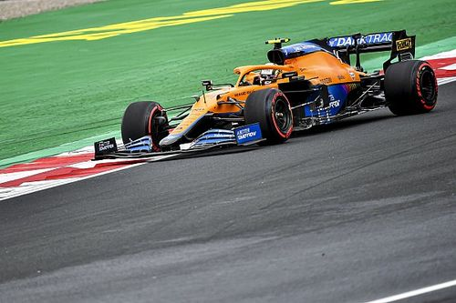 Istanbul's long corners to blame for McLaren's more difficult weekend