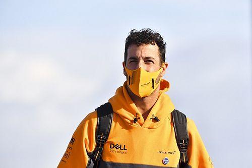 """Ricciardo """"at peace"""" with lack of Formula 1 title"""