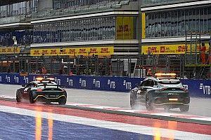 Russian GP facing Saturday rain disruption; F3 race rescheduled