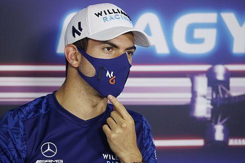 F1: Williams fala de futuro de Latifi na equipe