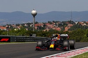 F1 Hungarian GP: Verstappen leads Bottas and Hamilton in FP1