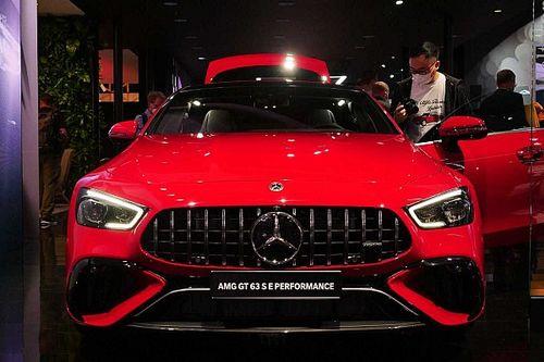 Szédületes nyomatékkal debütált a hibrid-hatású Mercedes-AMG GT 63 S E Performance