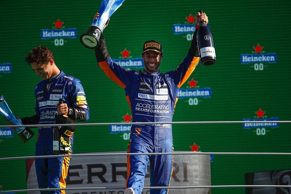 F1: Entenda tamanho e contexto histórico da dobradinha da McLaren