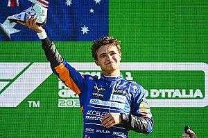 Norris: Nie chciałem wyprzedzić Ricciardo