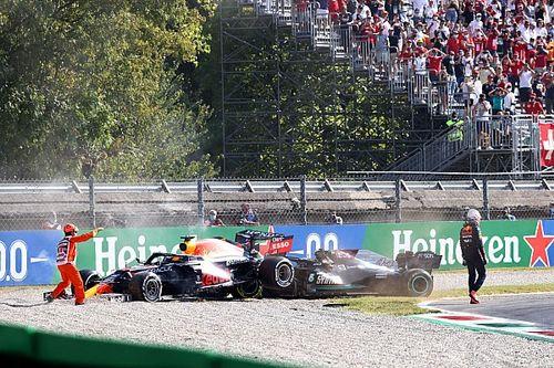 "Coulthard velt ander oordeel dan stewards: ""Race-incident"""