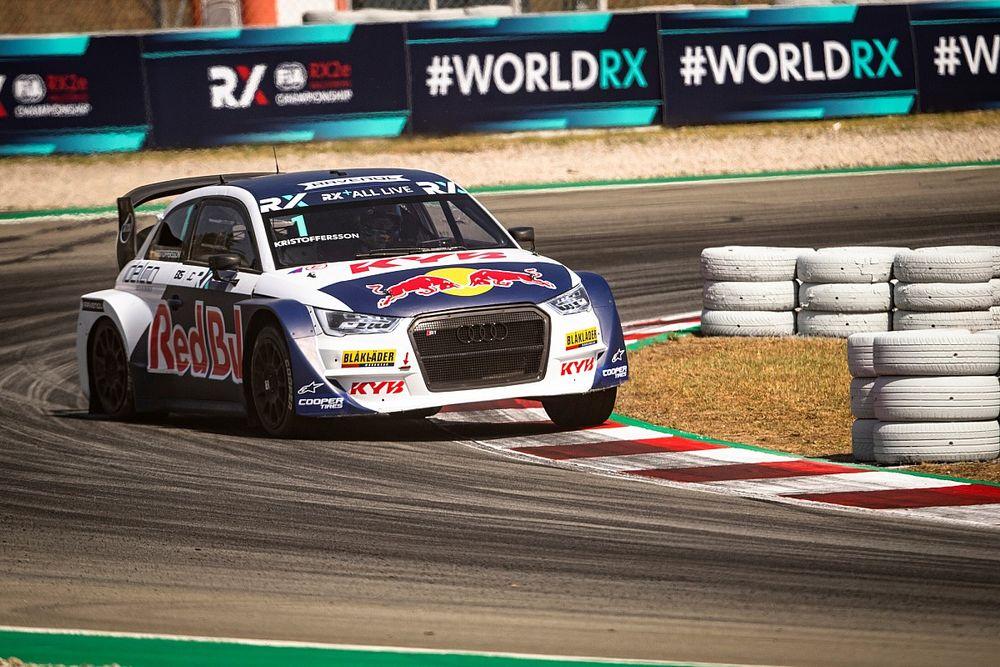 Kristoffersson Didiskualifikasi dari Q1 WRX Spanyol