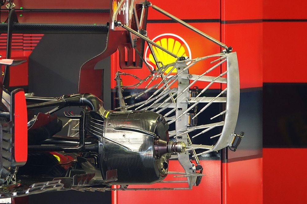 Ferrari: prove aerodinamiche pensando al 2022