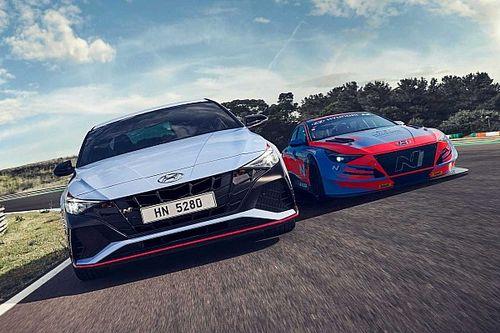 2022 Hyundai Elantra N makes US debut online with 276bhp