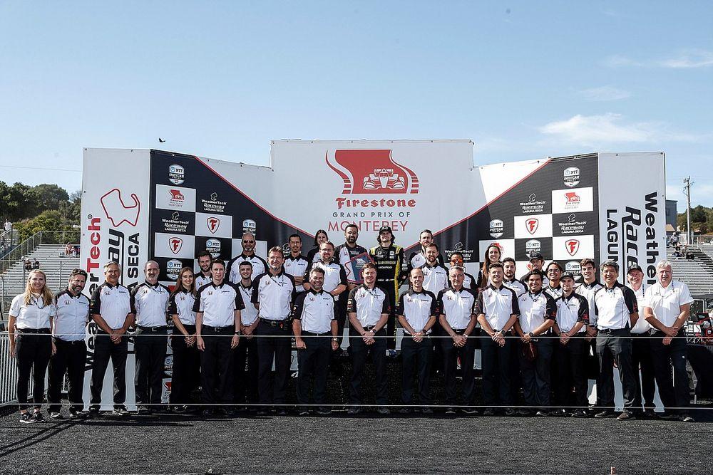 Honda Amankan Gelar Konstruktor Ke-10 IndyCar
