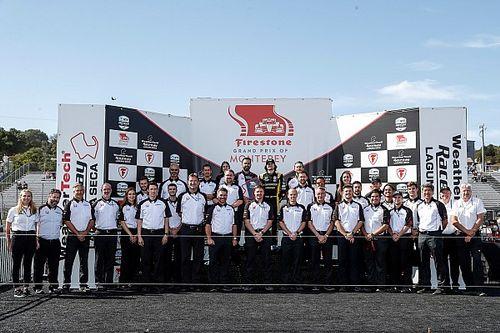 Honda clinches 10th IndyCar Manufacturers' title