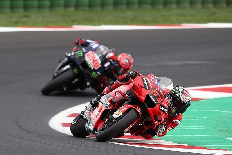 Francesco Bagnaia Siap Persulit Fabio Quartararo Raih Titel MotoGP