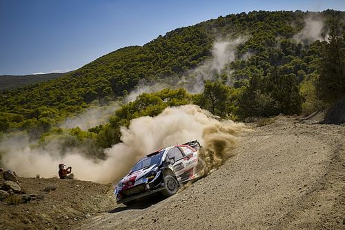 Greece WRC: Rovanpera claims Acropolis Rally victory in style