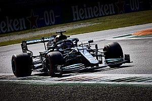 Hamilton, startta yavaş kalmasına neden olan 2mm'lik hatasını açıkladı