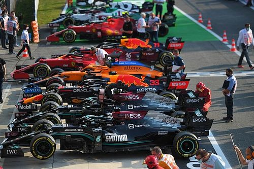 Lees terug: Liveblog van de Grand Prix Formule 1 van Italië 2021