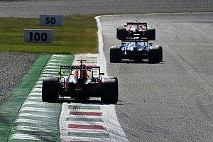 Así fue la carrera sprint del GP de Italia de la F1 2021
