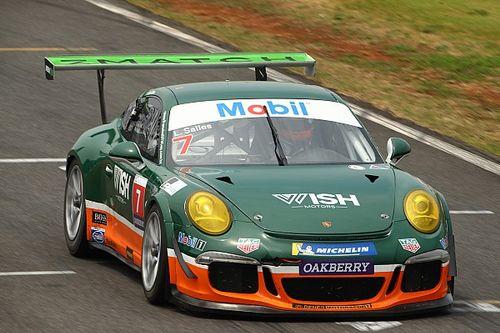 Porsche GT3 Cup: Salles segura Mauro no fim e vence em Goiânia