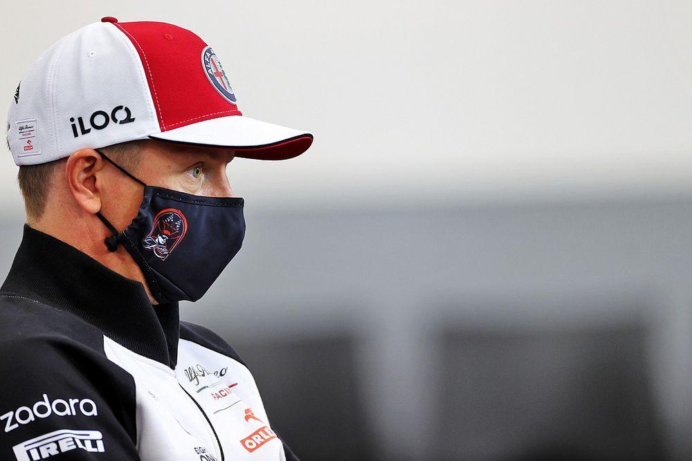 F1: Raikkonen confirma retorno no GP da Rússia após Covid-19