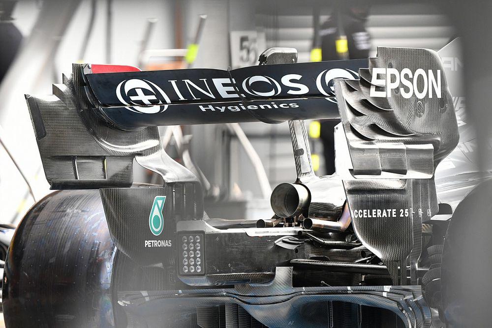 Sorpresa Mercedes: a Spa con i motori freschi per i team forniti