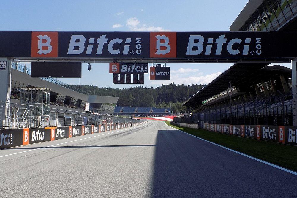 MotoGP Avusturya GP'nin isim sponsoru Bitci.com oldu