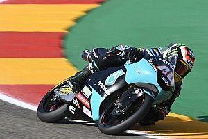 Hasil Kualifikasi Moto3 Aragon: Binder Amankan Pole, Acosta Kesembilan