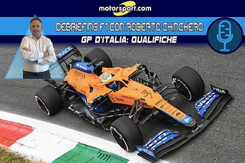 """Chinchero: """"A Monza la rivincita di chi era in difficoltà"""""""