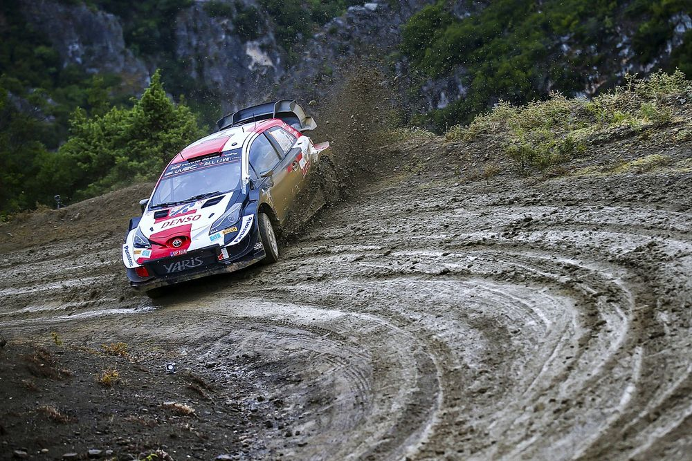 """WRC Acropolis Rally set to be """"slippery like hell"""" after unseasonal weather"""