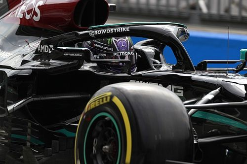 Hamilton expects Verstappen Monza walkover after bad sprint start