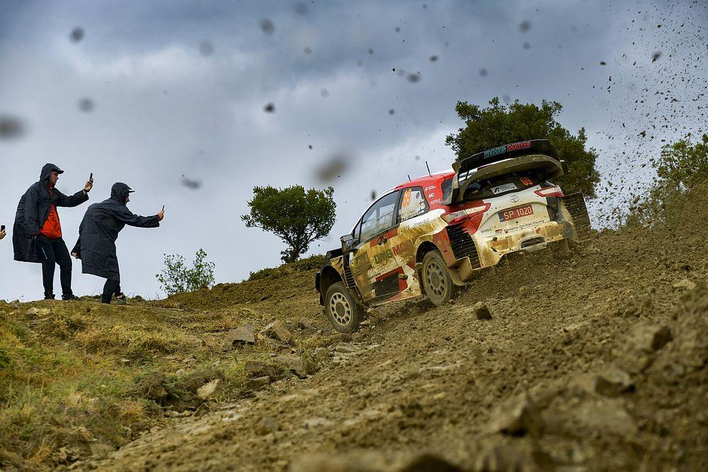 WRC: dramas para dos de los favoritos en el Rally Acrópolis