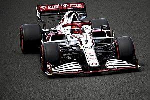 Raikkonen, simülatörde Alfa Romeo için yoğun çalışmalar yapmaya başlamış