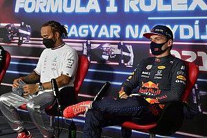 """Verstappen: """"Teljesen biztos vagyok abban, hogy gyorsabb vagyok Hamiltonnál"""""""