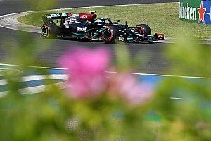 Fotogallery F1: le qualifiche del GP d'Ungheria