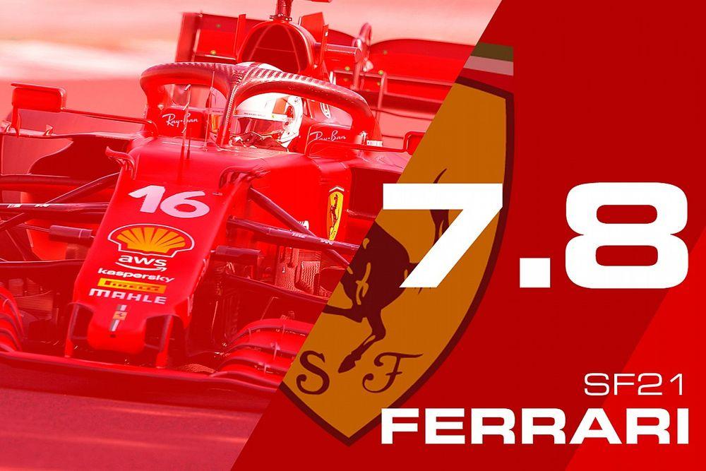 Tussenrapport Ferrari: Niet langer het schaamrood op de kaken