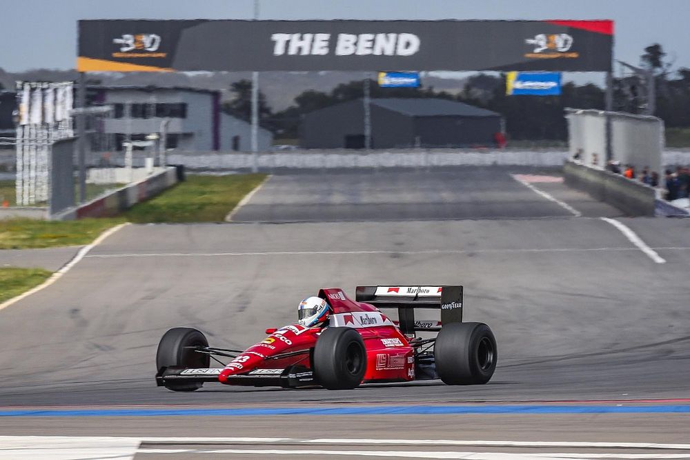 Lowndes to drive Dallara Formula 1 car