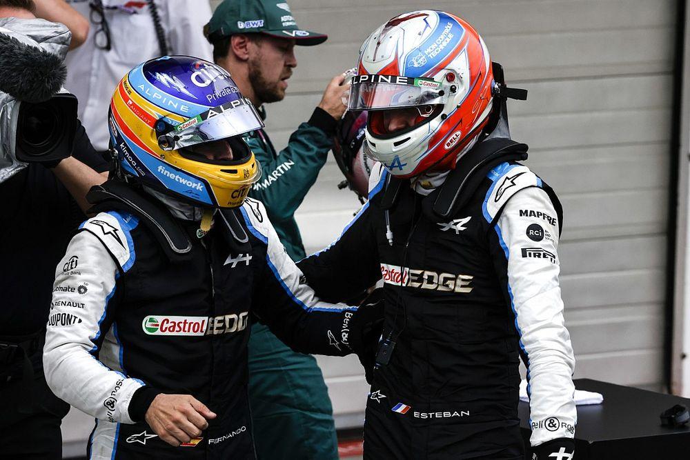 """Alonso gana el """"Piloto del Día"""" del GP de Hungría de F1"""