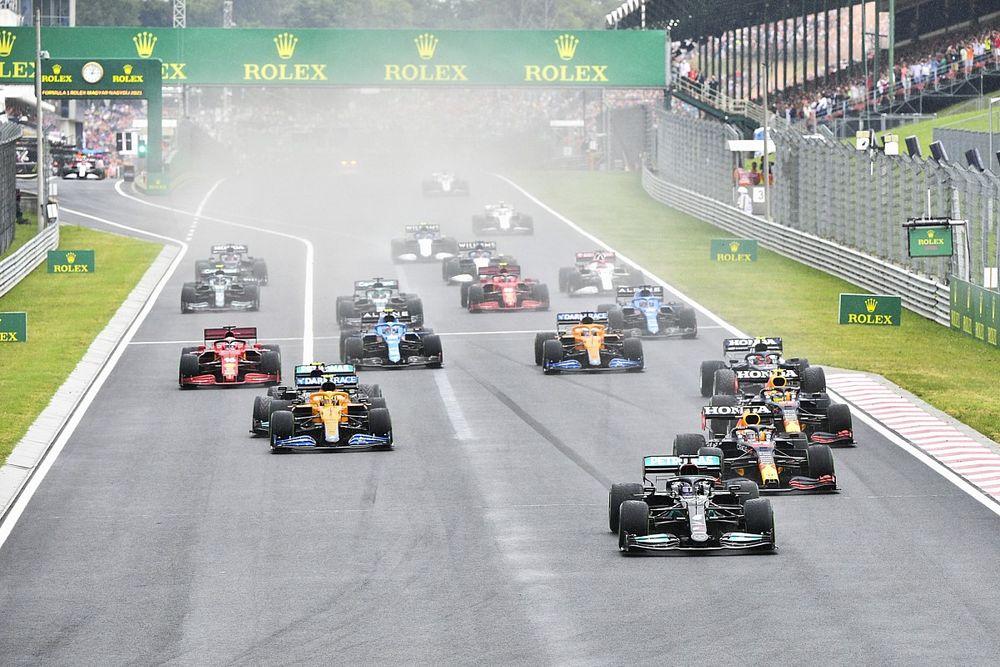 10 cosas que aprendimos del brutal GP de Hungría 2021 de F1